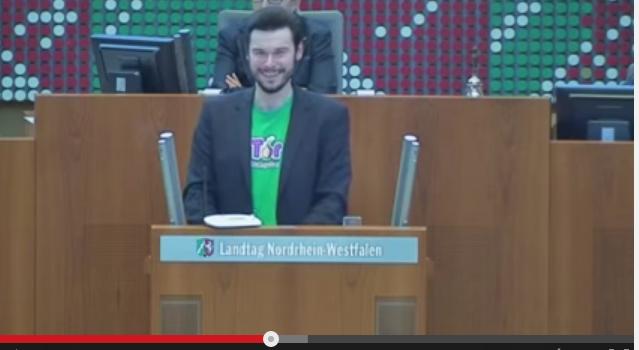 Video: Debatte zum Freifunk-Antrag im Landtag NRW