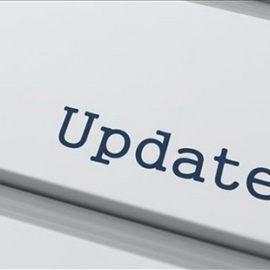 Update der Map und Statistik Infrastruktur