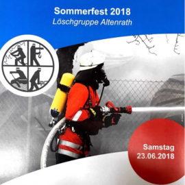 Freifunk unterstützt Sommerfest der FFw Altenrath