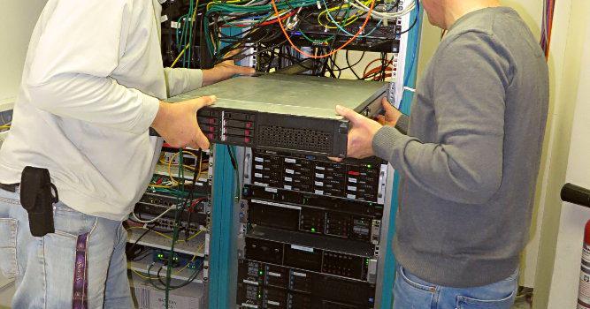 Troisdorfer Freifunker unterstützen Freifunk Rhein-Sieg e.V. durch Bereitstellung eines  Hardware-Servers