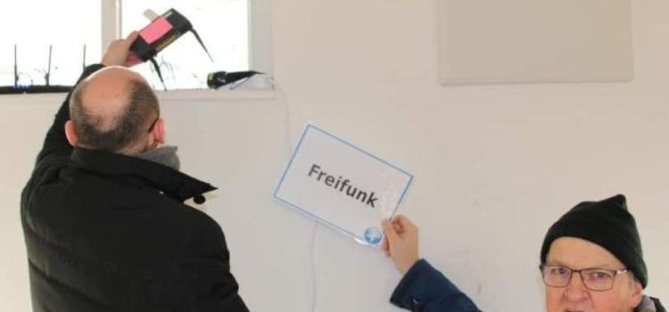 Freifunker unterstützen Neujahrsbrunch des HIK e.V. in Köln