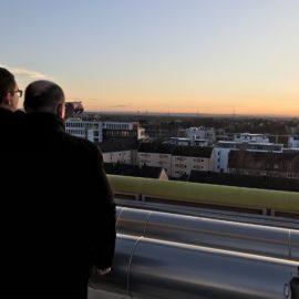 Erster Schritt für Freifunk Backbone in Troisdorf