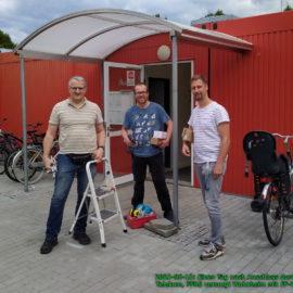 Neues Wohnheim mit Freifunk-WLAN versorgt